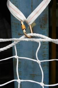 Munkavédelmi háló, Biztonsági háló, L típusú háló